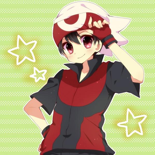 Tags: Anime, Sako U, Pokémon SPECIAL, Pokémon, Ruby (Pokémon SPECIAL), Pixiv, Fanart From Pixiv, Fanart