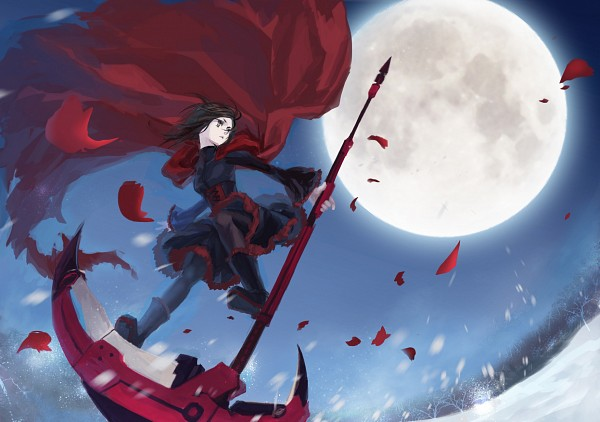 Tags: Anime, Mizukai, RWBY, Ruby Rose