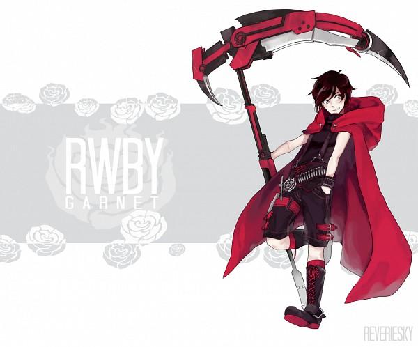 Tags: Anime, Reveriesky, RWBY, Ruby Rose, Pouch, deviantART, Tumblr, Fanart, Fanart From DeviantART, PNG Conversion
