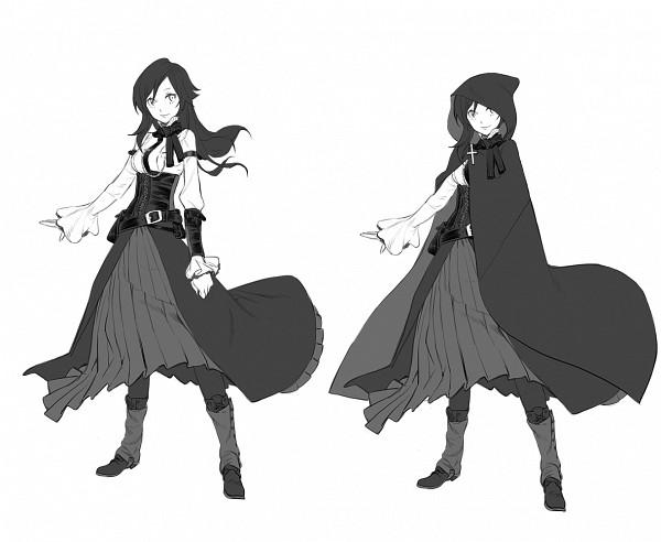 Tags: Anime, Pixiv Id 4395253, RWBY, Ruby Rose