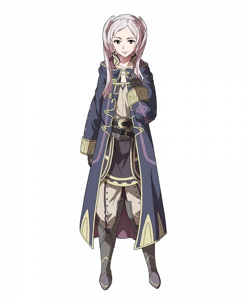 Rufure (Female) (Fire Emblem) (Robin (female) (fire Emblem)) - Fire Emblem: Kakusei