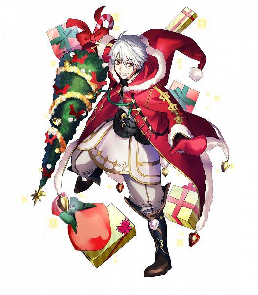 Tags: Anime, Fujiwara Ryo, Intelligent Systems, Fire Emblem Heroes, Rufure (Male) (Fire Emblem), Official Art