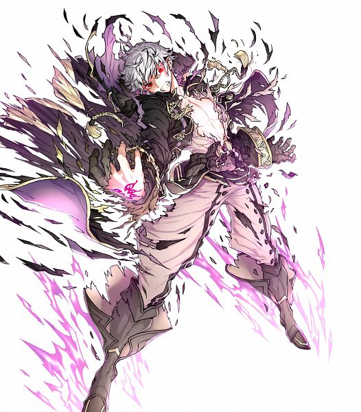 Tags: Anime, Okuma Yuugo, Intelligent Systems, Fire Emblem Heroes, Rufure (Male) (Fire Emblem), Official Art