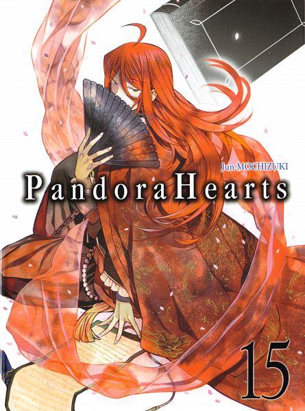 Rufus Barma - Pandora Hearts