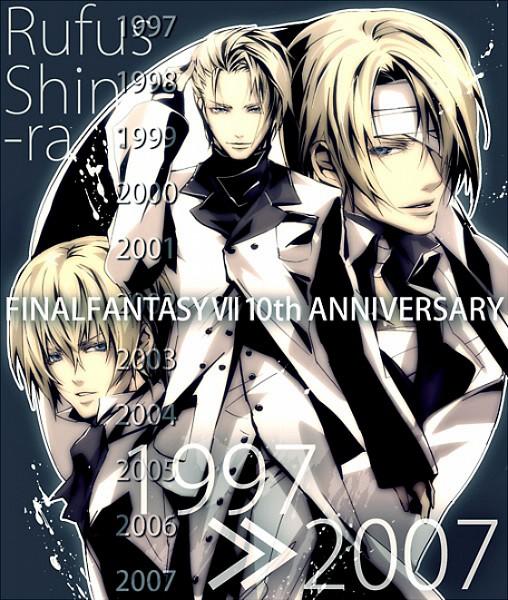 Rufus Shinra - Final Fantasy VII
