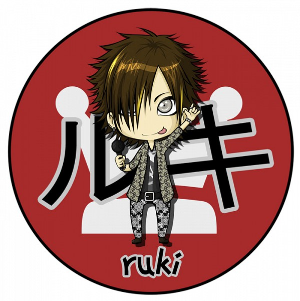 Tags: Anime, Ruki (The GazettE), The GazettE