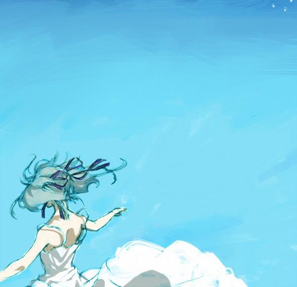 Tags: Anime, C Kago (Artist), VOCALOID, Hatsune Miku, Rule (Source)