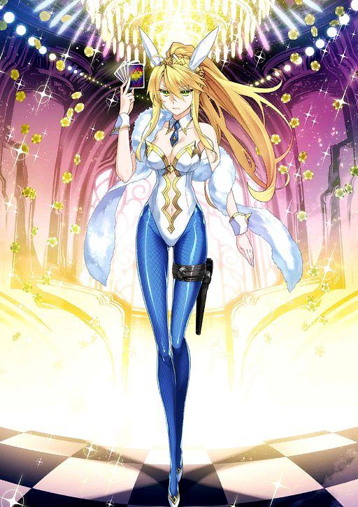 Ruler (Artoria Pendragon) - Lancer (Artoria Pendragon)