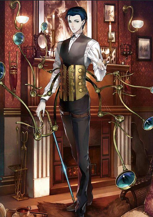 Ruler (Sherlock Holmes) - Fate/Grand Order