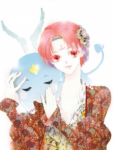 Tags: Anime, Seo Moon Da Mi, Rure, Haru Shin, Official Art
