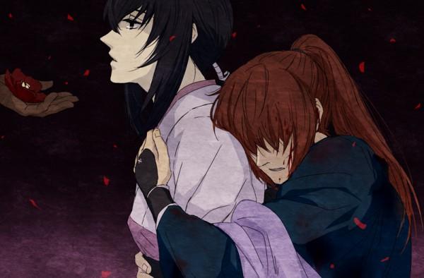 Tags: Anime, Pixiv Id 552656, Rurouni Kenshin, Rurouni Kenshin: Tsuioku-hen, Yukishiro Tomoe, Himura Kenshin