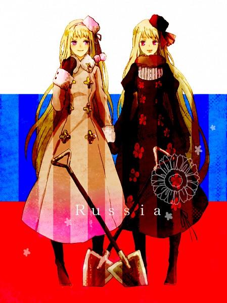 Russia (Female) - Russia