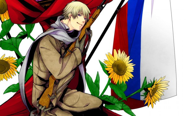 Tags: Anime, Todoroki Sora, Axis Powers: Hetalia, Russia, Wallpaper, Pixiv