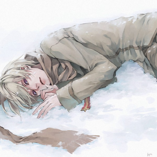 Tags: Anime, Pixiv Id 519341, Axis Powers: Hetalia, Russia, Soviet Union, Allied Forces