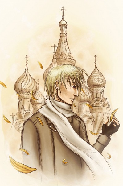 Tags: Anime, Axis Powers: Hetalia, Moscow, Russia, Moscow Kremlin, deviantART, Allied Forces