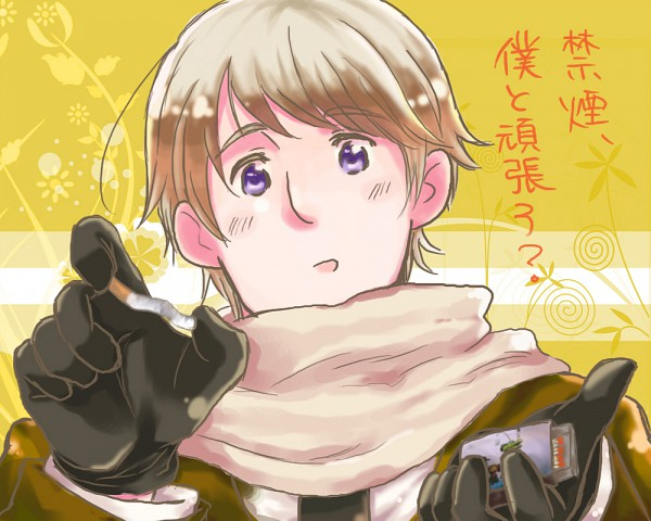 Tags: Anime, Pixiv Id 715623, Axis Powers: Hetalia, Russia, Match Stick, Pixiv, Allied Forces, Soviet Union