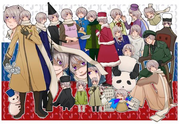 Tags: Anime, Koro (Pixiv 707738), Axis Powers: Hetalia, Russia (Female), Russia, Fanart, Pixiv, Fanart From Pixiv, Nyotalia, Soviet Union, Allied Forces