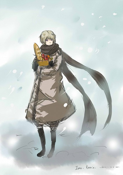 Tags: Anime, Pixiv Id 778195, Axis Powers: Hetalia, Russia, Soviet Union, Allied Forces