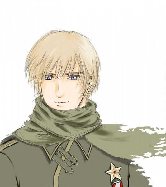 Tags: Anime, Axis Powers: Hetalia, Russia, Medal, Soviet Union, Allied Forces