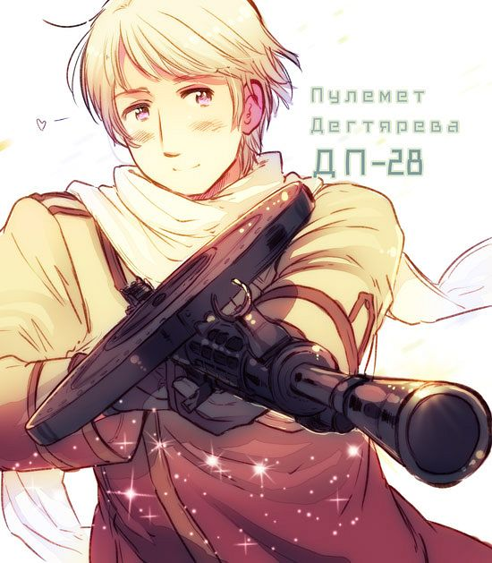Russia - Axis Powers: Hetalia