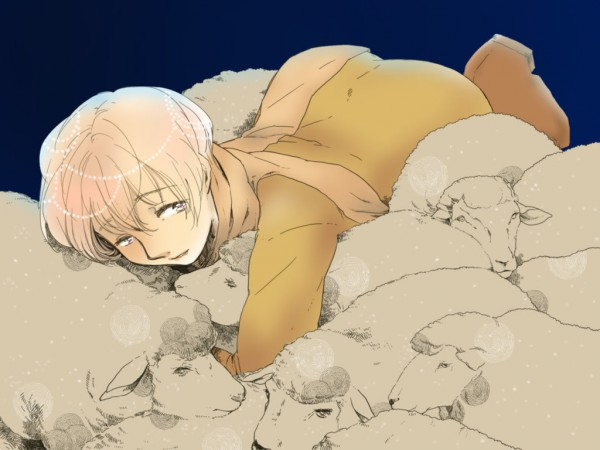 Tags: Anime, Nabashi, Axis Powers: Hetalia, Russia, Russian Clothes, Pixiv