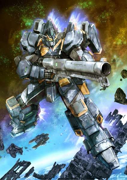 Tags: Anime, Seto Atsushi 533882, Mobile Suit Gundam, Rx-78-2 Gundam, Destruction, White Base, Gundams
