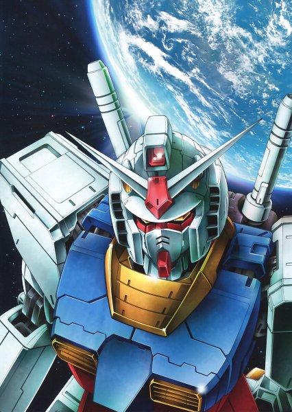 Tags: Anime, Mobile Suit Gundam, Rx-78-2 Gundam, Gundams