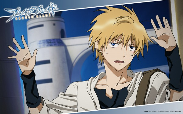 Tags: Anime, Broken Blade, Rygart Arrow, 1680x1050 Wallpaper, Official Art, Wallpaper, Official Wallpaper