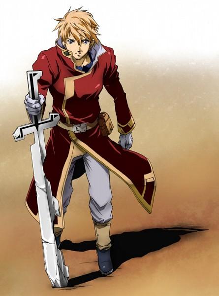 Tags: Anime, Broken Blade, Rygart Arrow, Pixiv