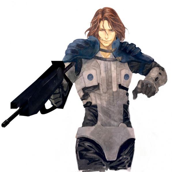 Tags: Anime, SQUARE ENIX, Final Fantasy XIII, Rygdea