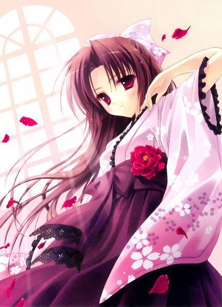 Tags: Anime, Ryohka, Kurisankaku, Scan