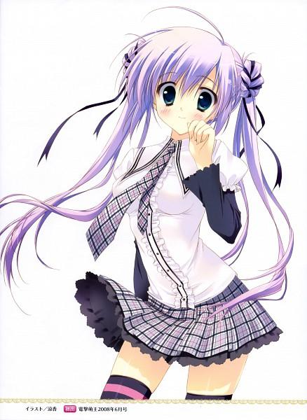 Tags: Anime, Ryohka, Dengeki Moeoh 2009-02, Dengeki Moeoh