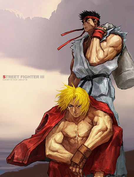 Ryuu (Street Fighter) - Street Fighter