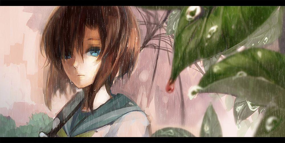 Tags: Anime, Paja, 07th Expansion, Higurashi no Naku Koro ni, Ryuuguu Rena, Facebook Cover