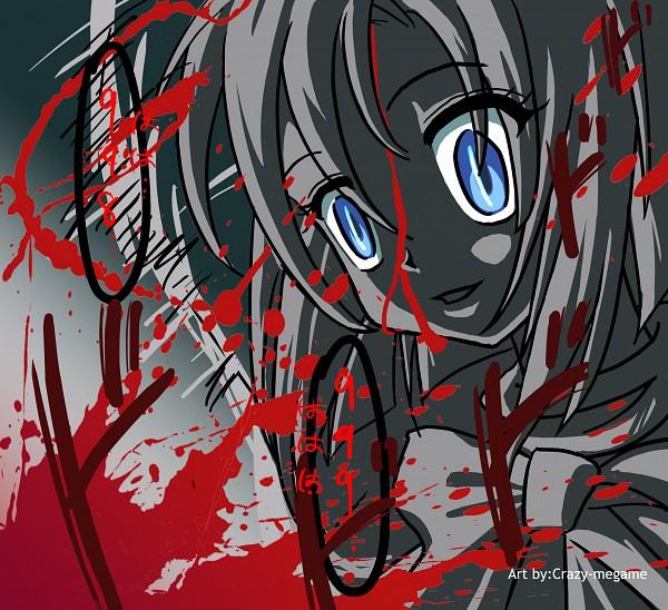 Tags: Anime, Crazy-megame, 07th Expansion, Higurashi no Naku Koro ni, Ryuuguu Rena, Artist Request