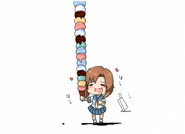Tags: Anime, 07th Expansion, Higurashi no Naku Koro ni, Ryuuguu Rena, Billhook, Artist Request