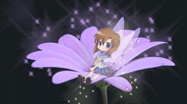 Tags: Anime, 07th Expansion, Higurashi no Naku Koro ni, Ryuuguu Rena, Artist Request