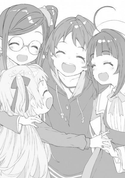 Tags: Anime, Shirabii, Ryuuou no Oshigoto!, Mizukoshi Mio, Hinatsuru Ai, Charlotte Izoard, Sadatou Ayano, Novel Illustration, Official Art, The Ryuo's Work Is Never Done!