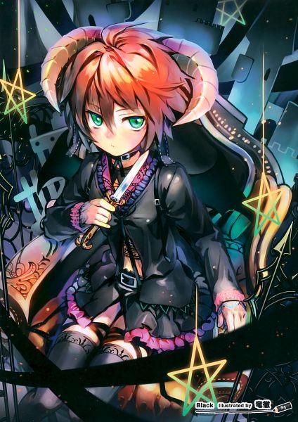 Tags: Anime, Ryuutetsu, Girls Girls Girls! 8 -Colorful Girls-, Pixiv, Scan