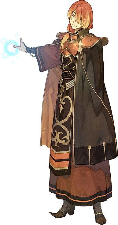 Ryuuto (Fire Emblem) (Luthier (fire Emblem)) - Fire Emblem Gaiden