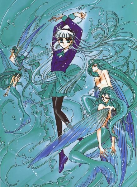 Tags: Anime, CLAMP, Magic Knight Rayearth, Ryuuzaki Umi
