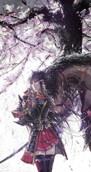 Tags: Anime, Stu Dts, Walkure Romanze, Ryuuzouji Akane, Mobile Wallpaper, Pixiv, Fanart, Fanart From Pixiv