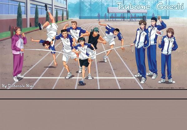 Ryuzaki Sumire - Tennis no Ouji-sama
