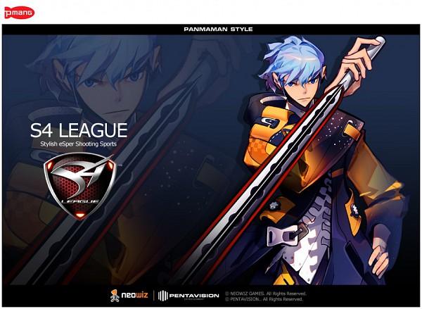 Tags: Anime, Panamaman, S4 League