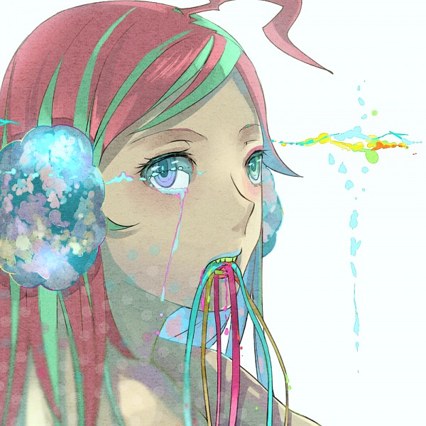 Tags: Anime, Pixiv Id 400647, VOCALOID, SF-A2 miki, Pixiv, Fanart, Fanart From Pixiv
