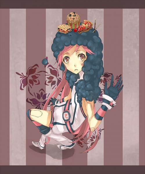 Tags: Anime, Pixiv Id 400647, VOCALOID, SF-A2 miki