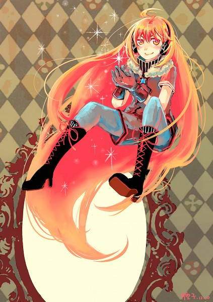 Tags: Anime, thorax, VOCALOID, SF-A2 miki, Love is War, Artist Request
