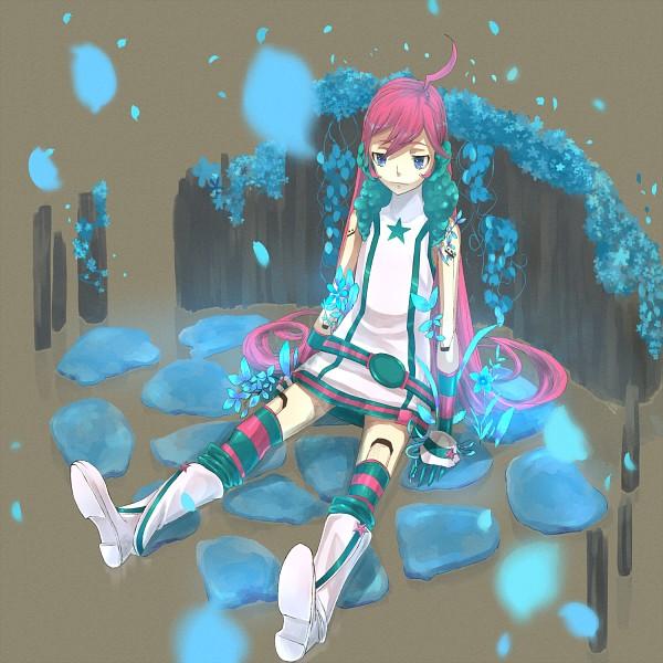 Tags: Anime, Pixiv Id 400647, VOCALOID, SF-A2 miki, Pixiv, Fanart