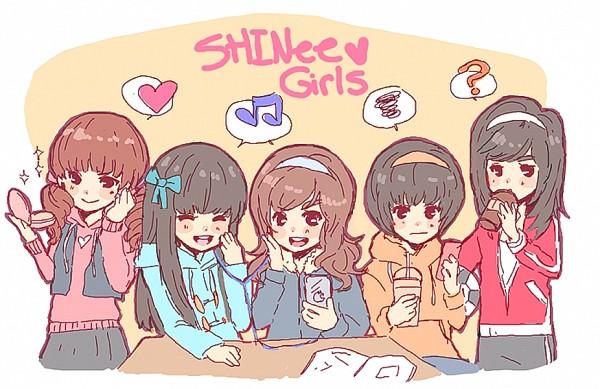 Tags: Anime, Pixiv Id 1907934, Lee Tae Min, Kim Jonghyun, Kim Ki Bum (SHINee), Choi Minho, Lee Jin Ki, K-pop, Pixiv, SHINee