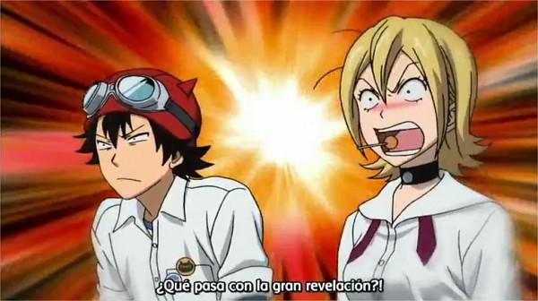 Tags: Anime, SKET Dance, Onizuka Hime, Screenshot